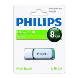 Philips Pen Drive Usb 8 Gb FM08FD70B - PENDRIVE-PHILIPS-FM08FD70B-3