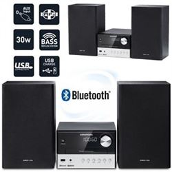 Grundig Micro Cadena Hifi Bluetooth Usb Cd M1000BT - M1000