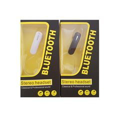 Auricular Bluetooth Para Movil Estereo LYEJ015 - YEJ015