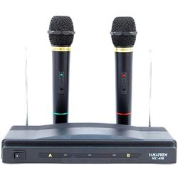 Kooltech Microfone Inalámbrico Duo MC-458 - MC458.