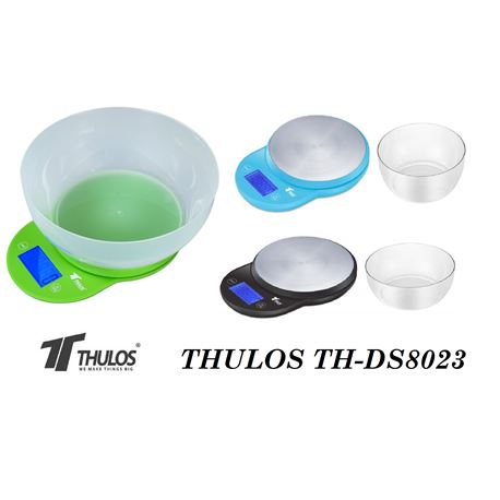 Thulos Bascula Cocina C/Bowl 5 Kg TH-DS8023 - TH-DS101
