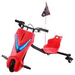 Mobile Drift Bike BT Electrico MB-DF704 - MB-DB704-RED-1600PX