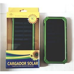 Icarus Powerbank 10000 mAh Solar ASM-0008