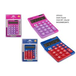 Kooltech Calculadora S/M Colores CPC-413