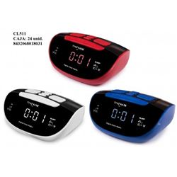 Kooltech Radio Reloj Digital CL-511 - CL-511
