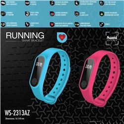 Sami Reloj Wearable Smartband Deportivo RS-2313 - WS-2313AZ