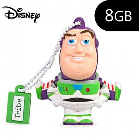 Pendrive Usb 8gb Buzz Lightyear Disney - PEN3