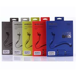 Auricular Bluetooth Sports Wireless BOYI5