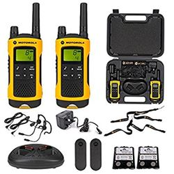 Motorola Walkie Talkies Pmr446 10km Kit T80 - T80