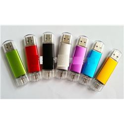 Pen Drive Usb /Typo-C 2 in 16GB - MINI USB 8GB