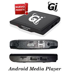 Gi Android Media Player 2g/8g Ram 4Core ITV-905W - ITV905W