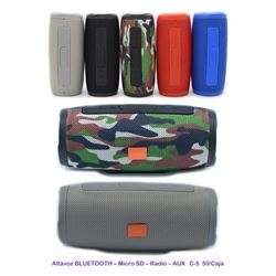Altavoz Bluetoth Usb Sd Colores X83