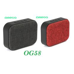 Omega Altavoz Bluetooth Tela Fm Mp3 OG58 - OG58