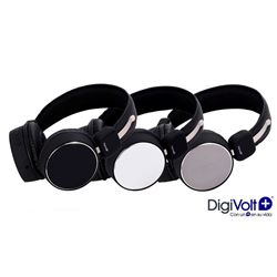 Digivolt Auricular Casco Bluetooth C/ Sd Micro HP-653 - HP-653