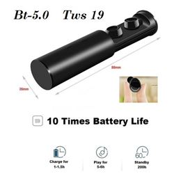 Auricular Bluetooth V5.0 Wireless TWS19 LYEJ642 - LYEJ642