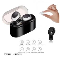 Auricular Bluetooth Wireless TWS16 LYEJ79 - LYEJ79