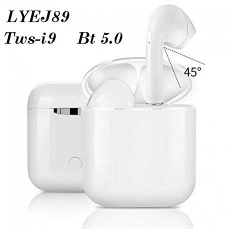 Auricular Bluetooth Wireless I9-TWS 5.0 LYEJ89 - LYEJ89