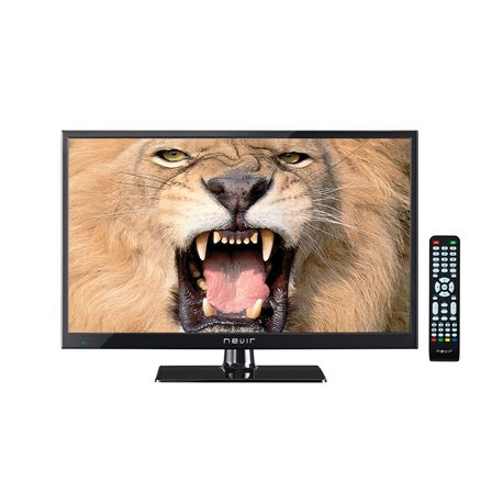 "Nevir Tv 22"" Led Hd Usb 12V/220V NVR-7429 - NVR-7507"