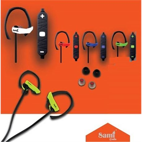 Sami Auriculares Bluetooth Running Jogger RS-11411 - RS-11411A