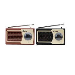 Nevir Radio Bolsillo Am/Fm Retro NVR-200 - NVR-200