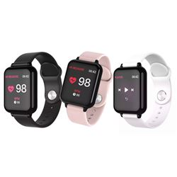 Smart Watch Deportivo Monitor de salud R15 Goma LYEJ129 - LYEJ129