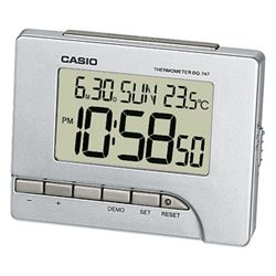 Casio Despertador Digital Temperatura DQ-747 - DQ-747