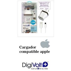 Digivolt Cargador IF Tablet 2500 ma Ipad Air QC-2417 - QC-2417A