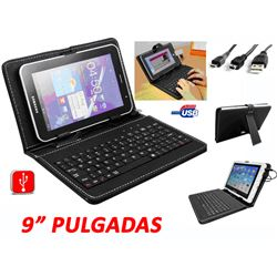 Digivolt Funda Tablet c/Teclado KEY-9 - KEY9