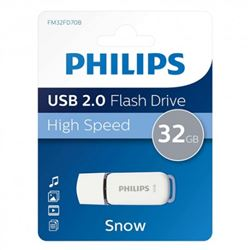 Pen Drive 32 Gb - USB-PEN-DRIVE-32GB-PHILIPS
