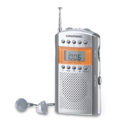 Grundig Radio Digital Memorias MINI BOY-62