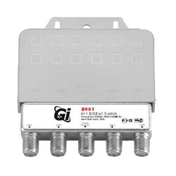 Diseqc Switch 2.0 4x1 GI B401 - DISEQCB401