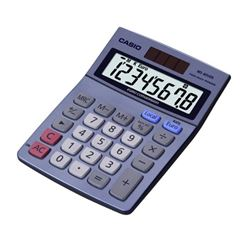 Casio Calculadora Sobremesa MS-80 - MS-80
