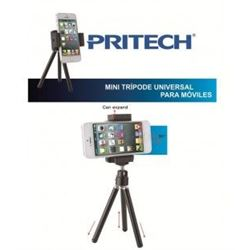Pritech Tripod Metal para Movil o Camera CC-824 - CC824
