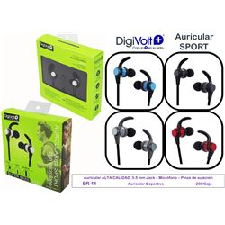Digivolt Auricular Movil C/Micro ER-11 - ER-11