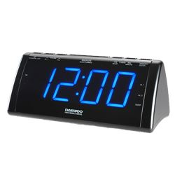 Daewoo Radio Reloj Display Gr Digital DCR-49 - DCR-49_SLD