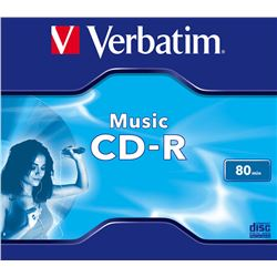 Verbatin Cd de Audio Cdr-80 - CTA