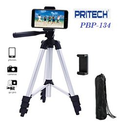 Pritech Tripod Metal para Movil o Camera PBP-134 - PBP-134