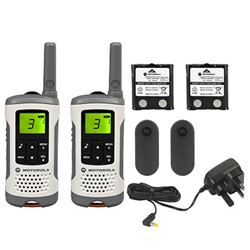 Motorola Walkie Talkies PMR446 6km Bat Rech T50 - T50