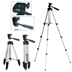 Pritech Tripod Metal para Movil o Camera PBP-304