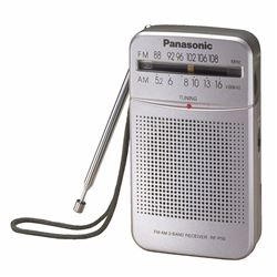 Panasonic Radio Portatil Vertical Am/Fm RF-P50
