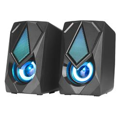 Altavoz Gaming y Pc Stereo Xtrike Me SK-402