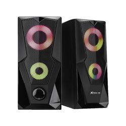 Altavoz Gaming y Pc Stereo Xtrike Me SK-501