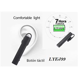 Auricular Bluetooth Para Movil Mini LYEJ99 - LYEJ99