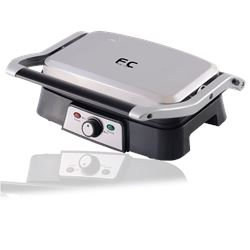 Family Care Grill Panini Inox 2200w FCPN0003 - PG-001