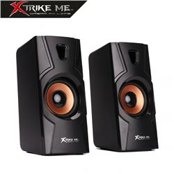 Altavoz Gaming y Pc Stereo Xtrike Me SK-401 - SK-401