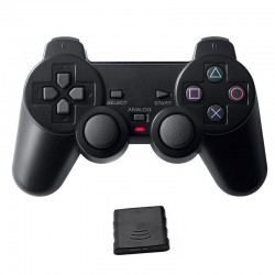 Mando para Playstation PS3 PS2 Y PC Inalámbrico GM054