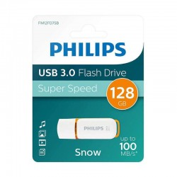 Pen Drive 128Gb Usb 3.0 Philips - DTI-128G-3.0