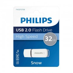 Pen Drive 32Gb Usb 2.0 Philips - DTI-32G