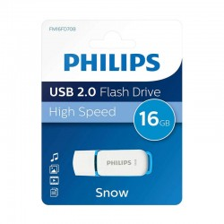Pen Drive 16Gb Usb 2.0 Philps - DTI-16G
