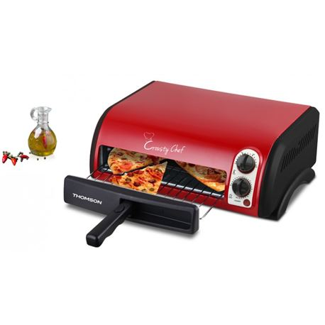 Thomson Horno Electrico para Pizza CROUSTY CHEF - CROUSTY